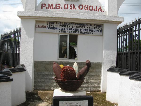 Training Location in Ogoja