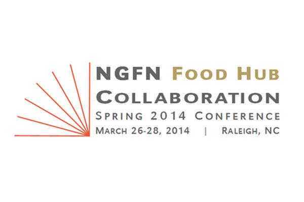 Food Hub conference logo