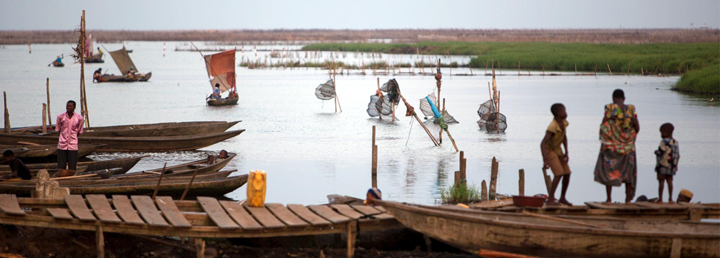 Benin fishers