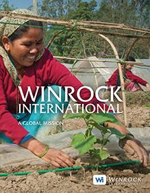 2011 Winrock Magazine