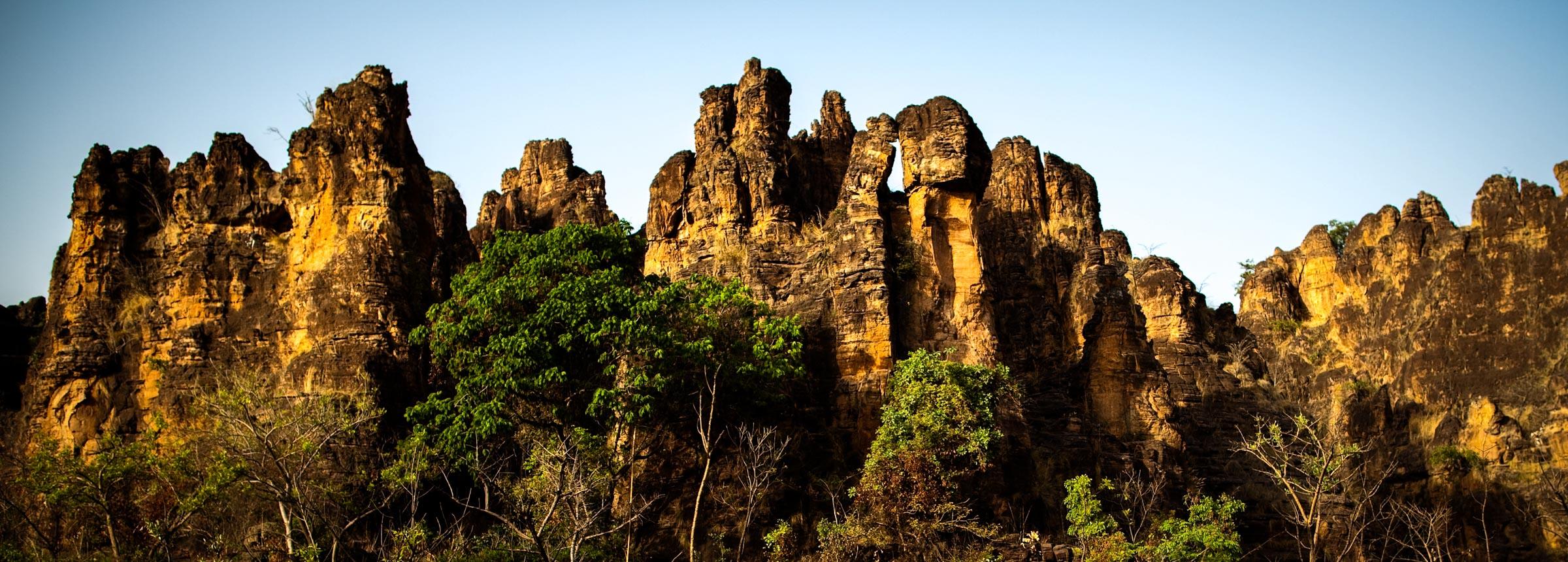 Burkina Faso landscape