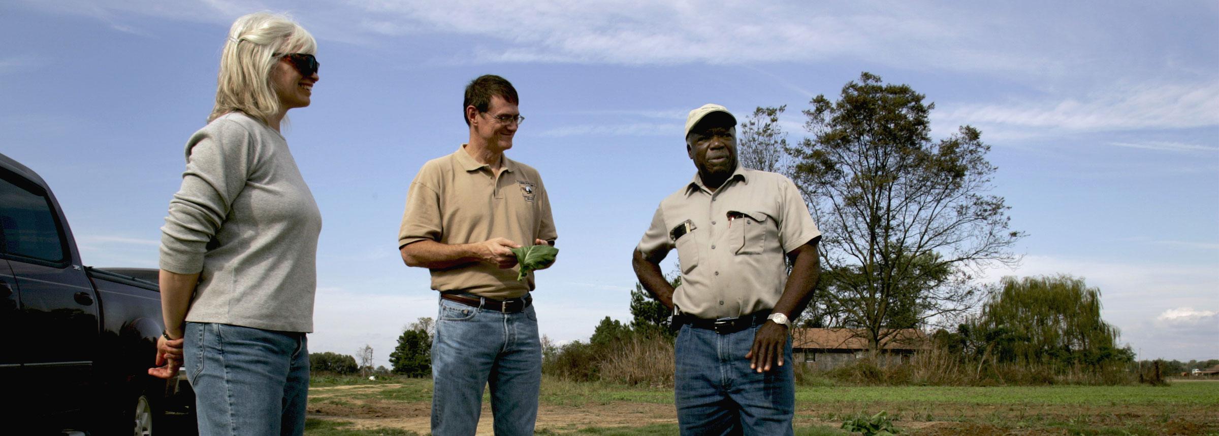 Arkansas farmers