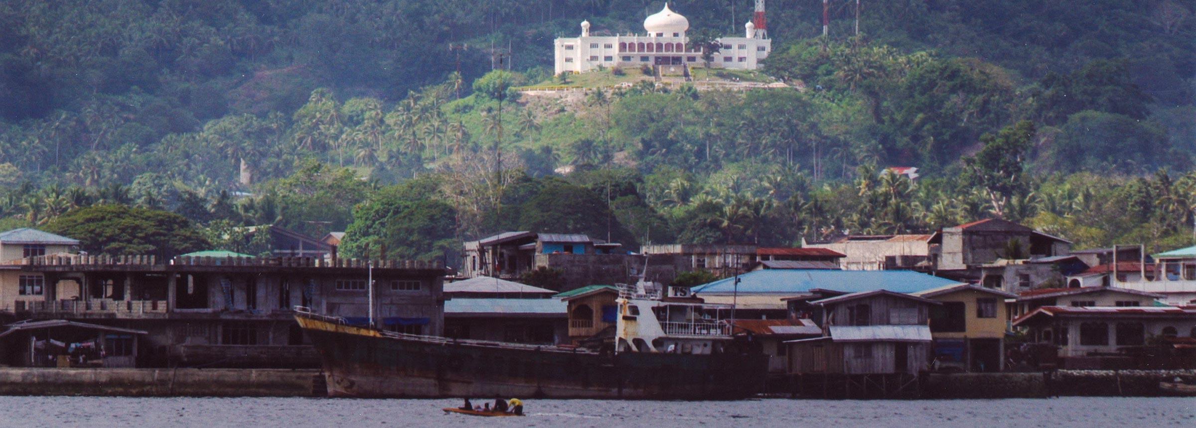 Philippines harbor