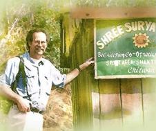 Volunteer Creates Buzz in Nepal