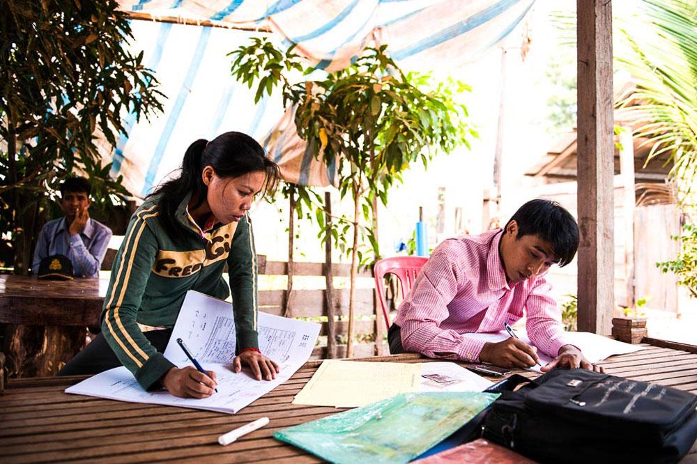development workers