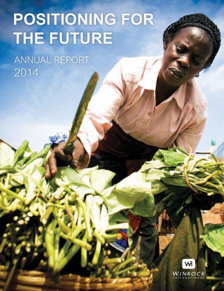 Winrock Annual Report 2014