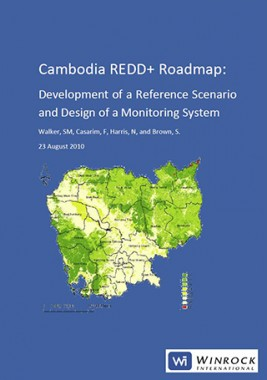Cambodia REDD+ Roadmap