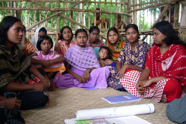 Bangladesh Actions for Combating Trafficking-in-Persons program participants.