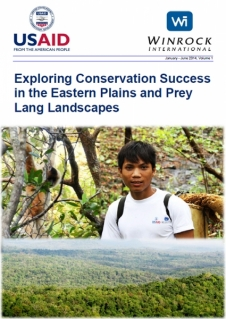 Exploring the Conservation Success in Eastern Plains and Prey Lang Landscapes