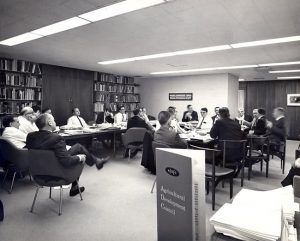 A/D/C Workshop, October 10-11, 1967 - Core Economics.