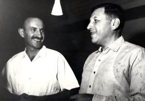 John P. Hrabovsky (1963-65) and Milton Barnett (1962-1973.)