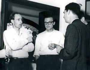 July 25-27, 1967 – Latin America Agricultural Development, AURP workshop.