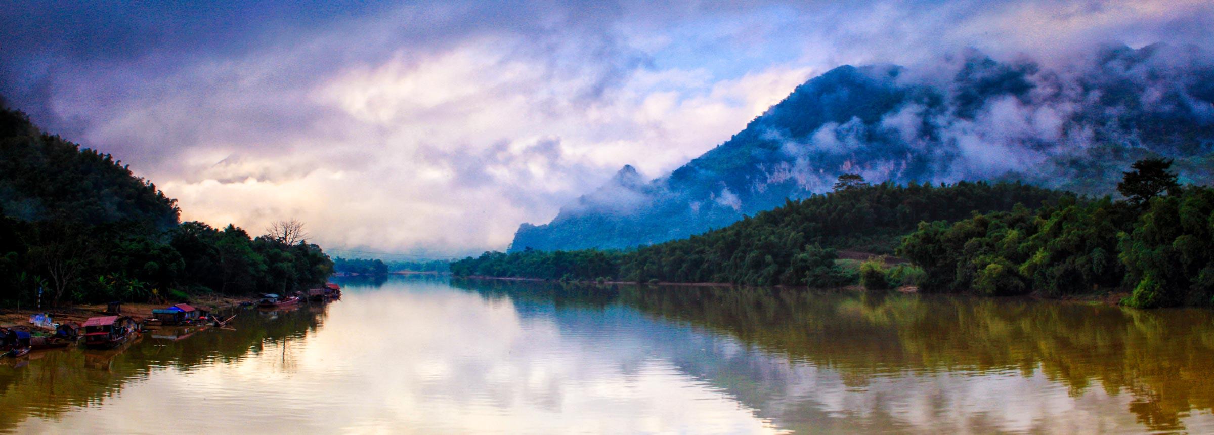 Landscape, Vietnam