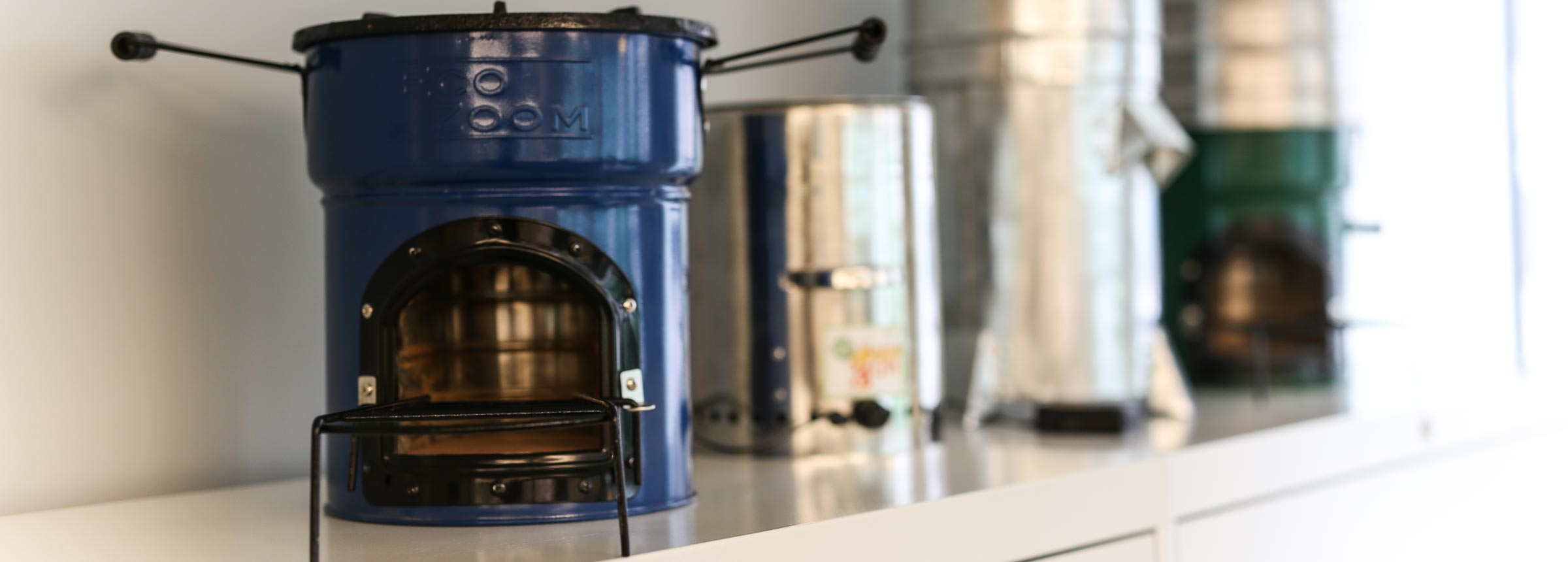 Clea cookstoves