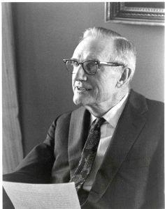 John D. Rockefeller III in 1969.
