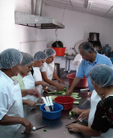Kamal Hyder in El Salvador
