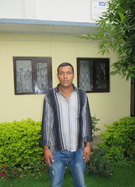 shreekrishan_driver