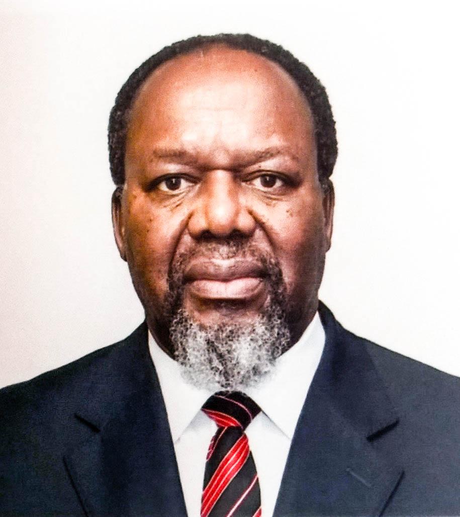 Dr. Jeff Mutimba, SAFE's East Africa regional coordinator.