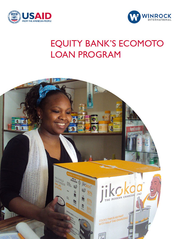 Equity Bank's ECOMOTO Loan Program