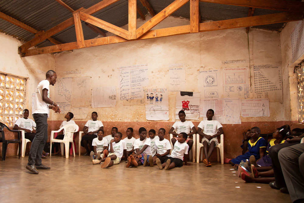 Winrock International » Staging a Brighter Future in Malawi