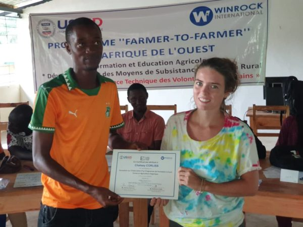 Winrock International » Categories » Guinea